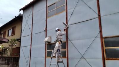 外灯増設工事